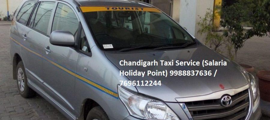 chandigarh dalhousie taxi
