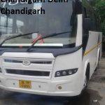 chandigarh-delhi-bus-service